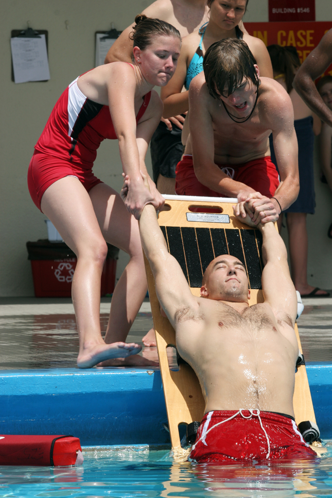 Mobile Lifeguards for Pool Parties